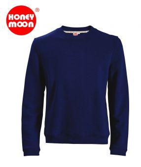 Sweatshirt Basic blu-navy