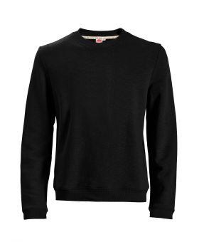Sweatshirt Basic nero 12XL
