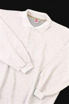 Polo Sweatshirt blanca