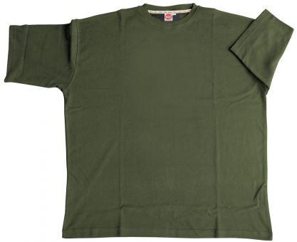 T-Shirt Basic army 10XL