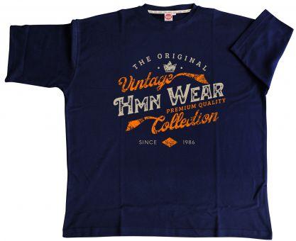 """T-Shirt taglie forti """"HMN Wear"""""""