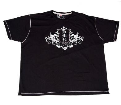 T-Shirt Stemma taglie forti 4xl, 5xl, 6xl, 7xl, 8xl