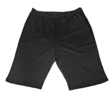 Pantaloncinirilassanti in nero