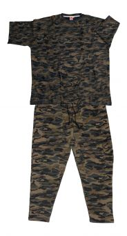 Tuta da Jogging Camouflage