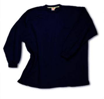 Sweat da armadio-Shirt blu-navy