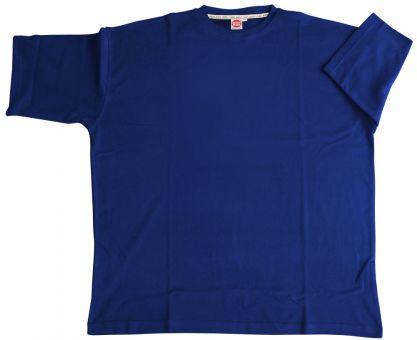 T-Shirt Basic blu-royal