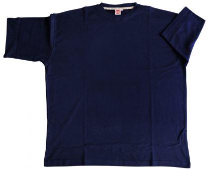 T-Shirt Basic blu-navy