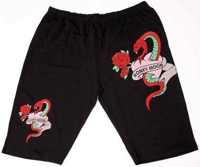 7/8 Fashion Bermuda Viper rosso