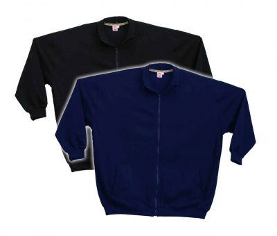 Sweat-Blouson nero