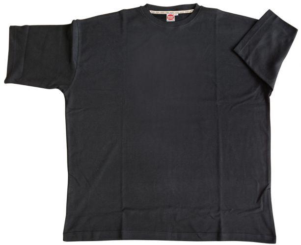 T-Shirt Basic grigio antracite
