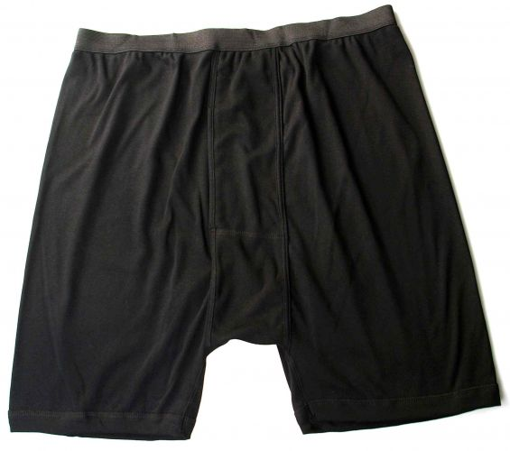 Boxerpant nero Cotone/Lycra